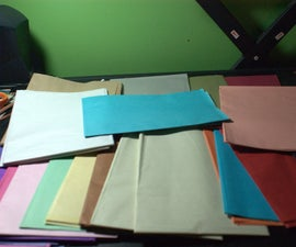 Double Tissue Paper for Origami