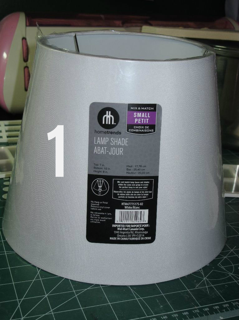 Picture of The Lamp Shade