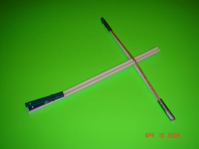 Paper Nerf Gun (Cross-bow)