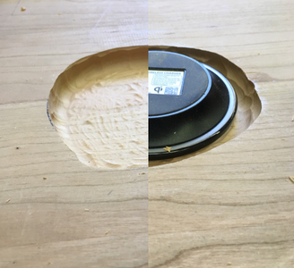 Wireless Charger Port