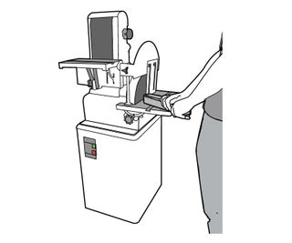 Belt and Disc Sander Use