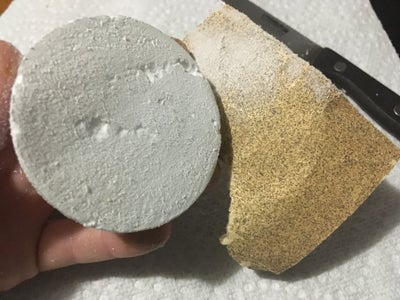 Step 2: Slice, Sand and Surface