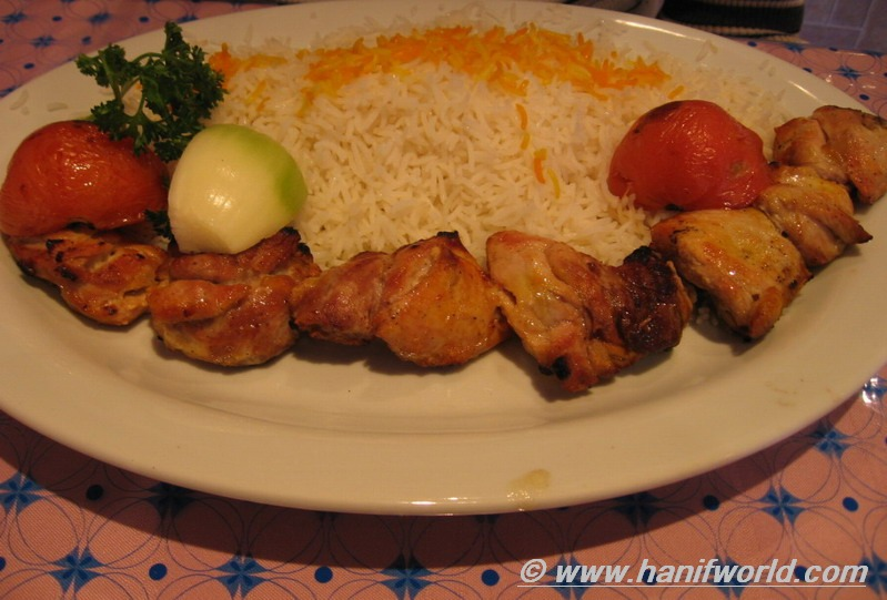 Picture of How to Make Chicken Kebab (chiken Barbique)