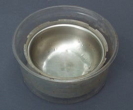 ANT-PROOF PET FOOD BOWL