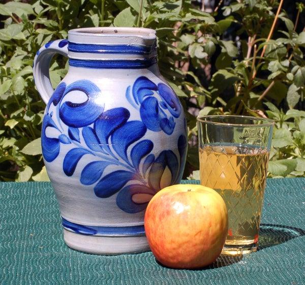 Homebrewed Hard Cider - the Easy Way