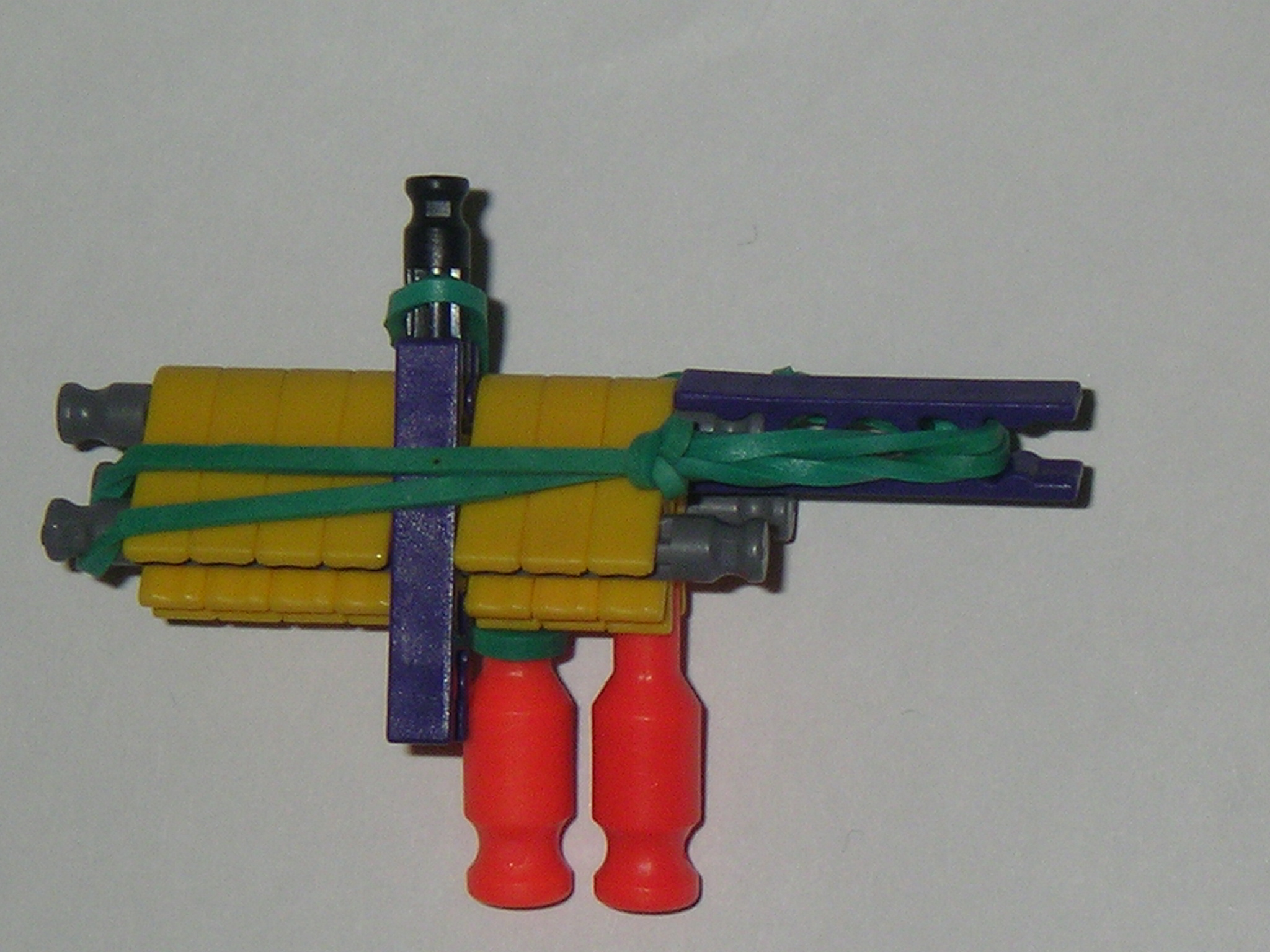 Picture of How to Make a Mini Pocket Knex Gun