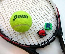 3D Printed Tennis Dampener