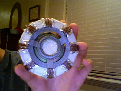 Iron Man Home Made Movie Props