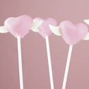 How To Make Cake Pop Hearts with Wings