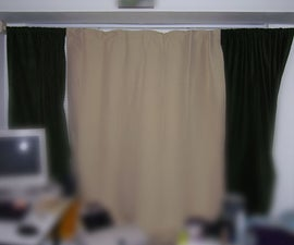 STOP Making Wall Holes While Hanging Curtains & Drapes