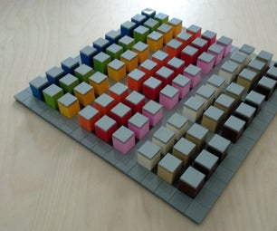 LEGO Color SuDoku
