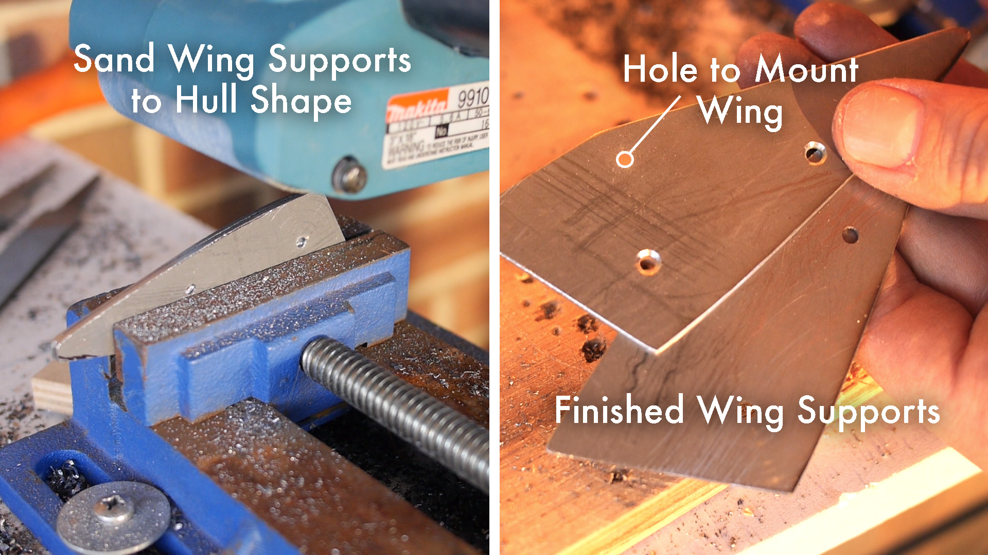 Picture of The Wing Supports