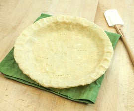 Pie Crust - Vegan and Gluten-free