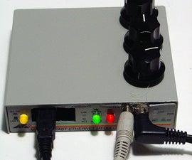 Lo-fi Arduino Guitar Pedal