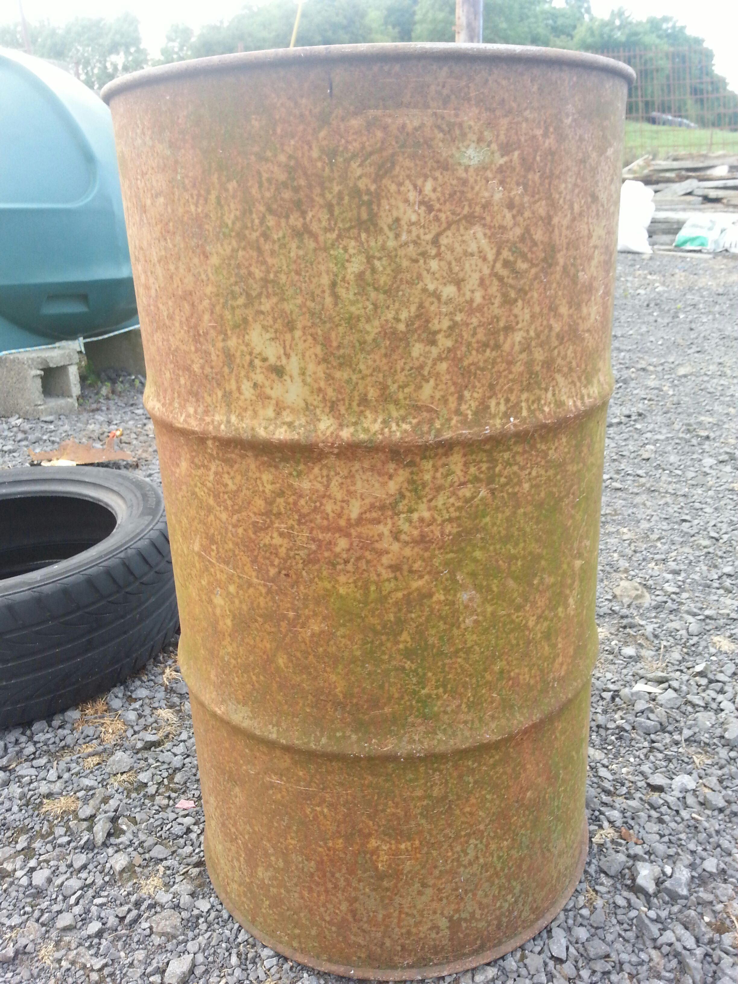 Picture of Find Your Oil Drum.