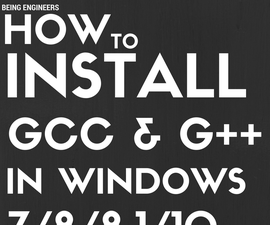 How to Install MinGW GCC/G++ Compiler in Windows XP/7/8/8.1/10