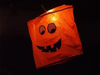 Jack-o-lantern Lights
