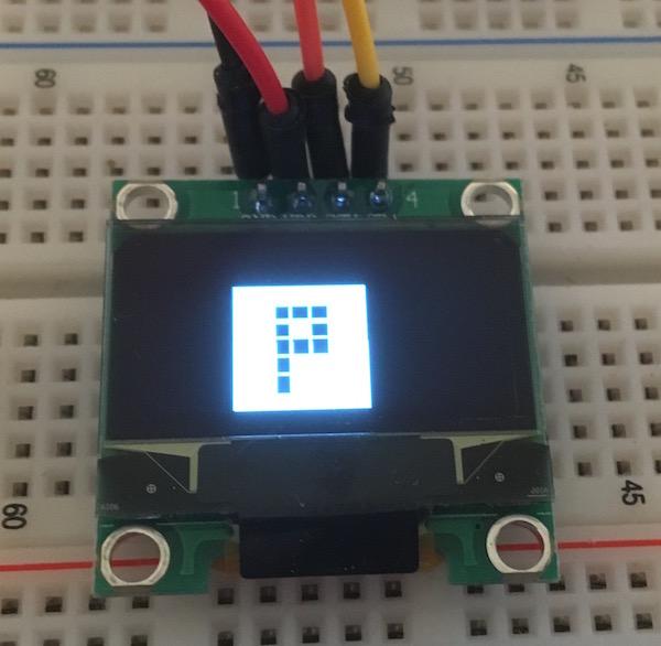 Picture of Utiliser Un Écran OLED 124x68 Sur Arduino