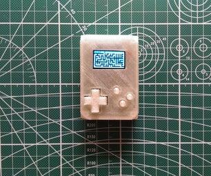 Arduino Pocket Game Console + A-Maze - Maze Game
