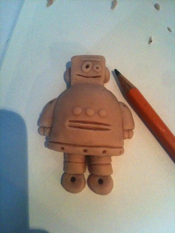 Picture of Sculpt a Robot