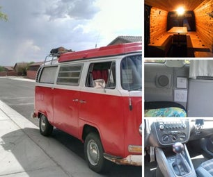 Project VW T1