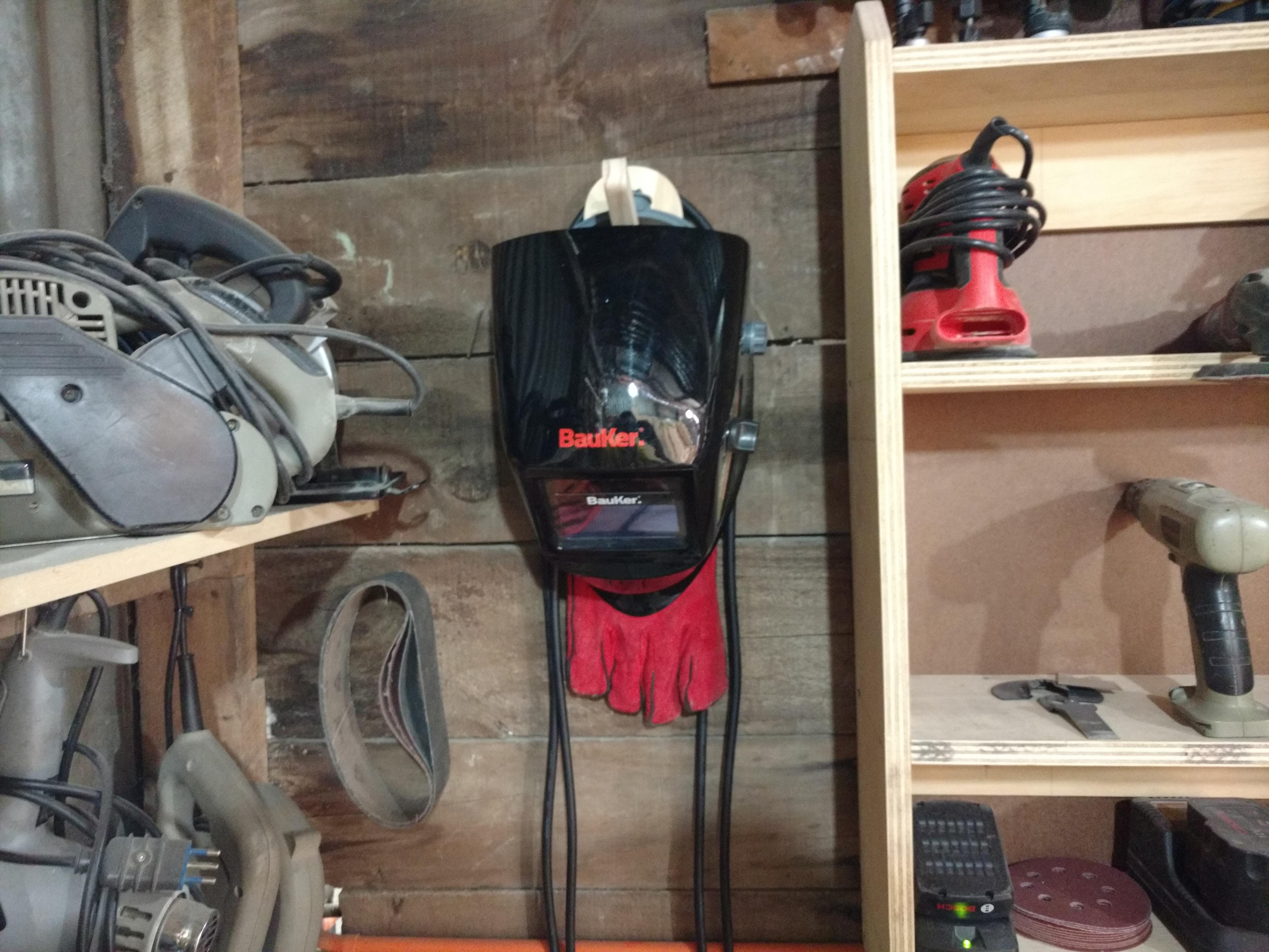 Picture of Welder Storage Hook