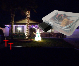 Reinventing Musical Christmas Lights:  How to Easily Engineer a Radio Controlled Light Show