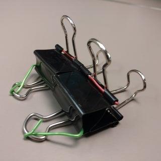 IPhone Binder Clip Stand Ver 2.0