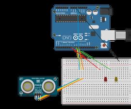 Arduino Uno Sonar Kit -- 7 Easy Steps