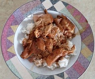 Simple Hot Chicken