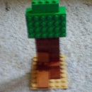 Easy LEGO Tree