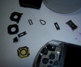 Repair a Wandering PSP Analog Joystick