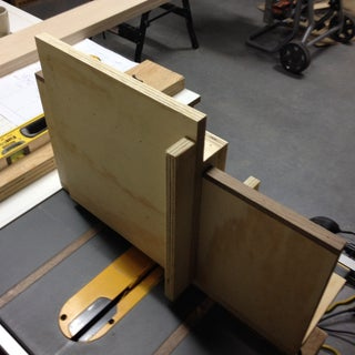 Super Simple, Single Blade Box (Finger) Joint Jig