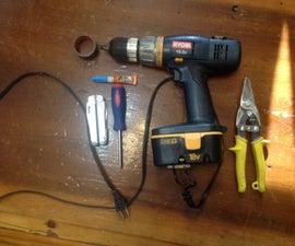 Mains Power Tool Adaptor