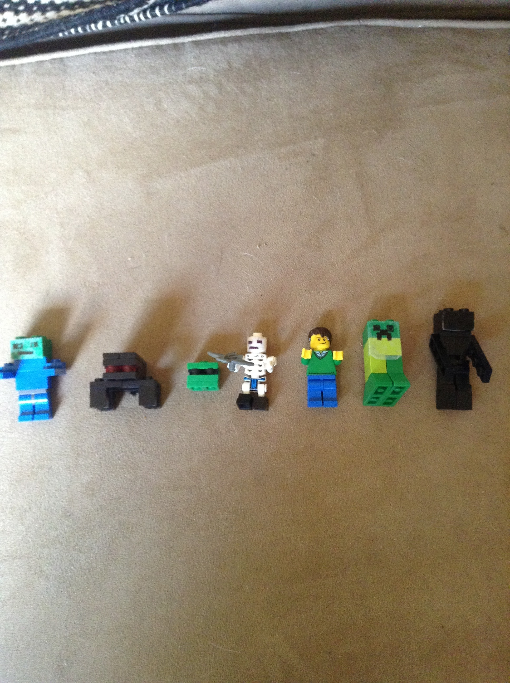 Picture of Lego Minecraft