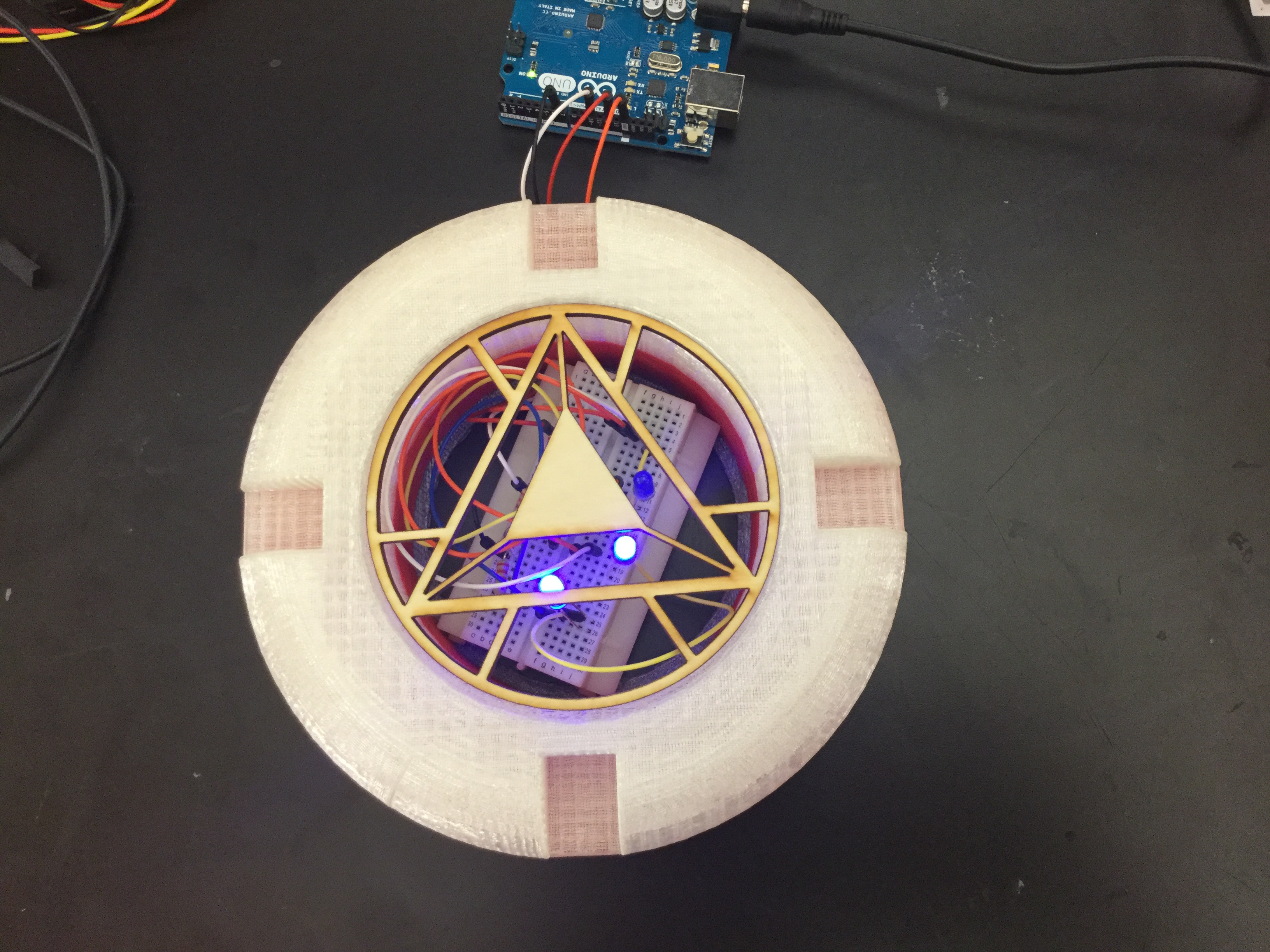 Picture of Arc Reactor Light