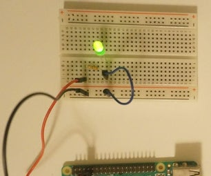 Simple IoT LED Control (Turn a LED On/off Over the Internet With a Raspberry Pi)