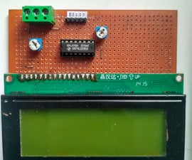 Interfacing 20x4 LCD to Arduino using only 3 pins