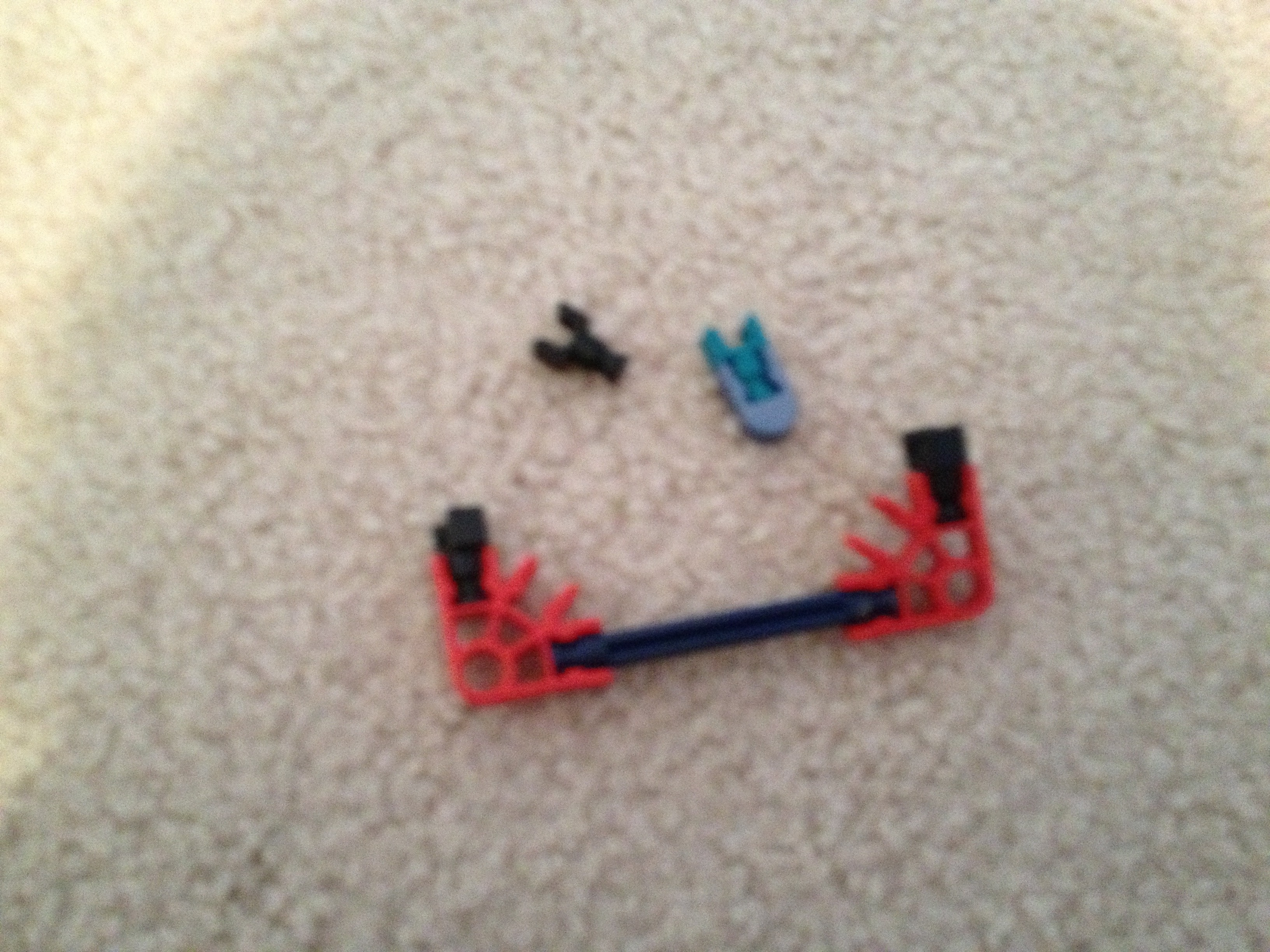 Picture of Trigger and Trigger Guard