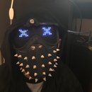 Phone Controlled Watch Dogs Wrench Mask