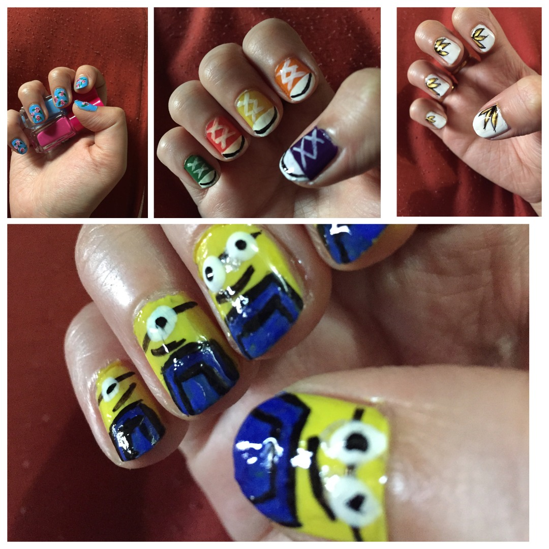 Picture of Beginners Nail Art