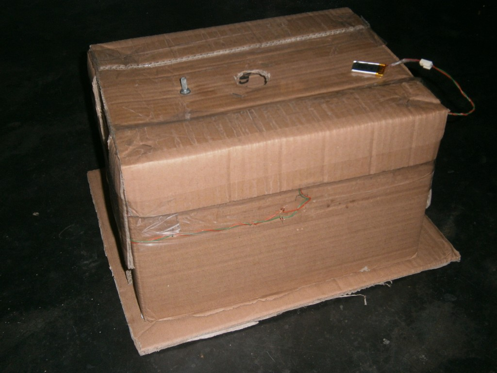 Picture of Easy Make Portable Photo Scan Box