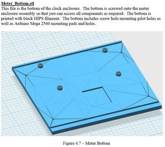 3D Printing - Meter_Bottom.stl