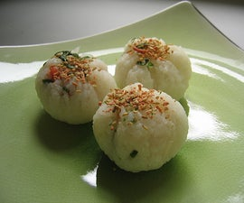 Simple Rice Balls