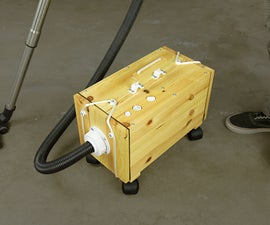 Tenok - the Adaptive Vacuum Cleaner