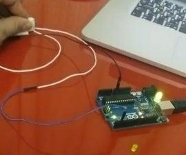 Magnetic Door Sensor and Arduino