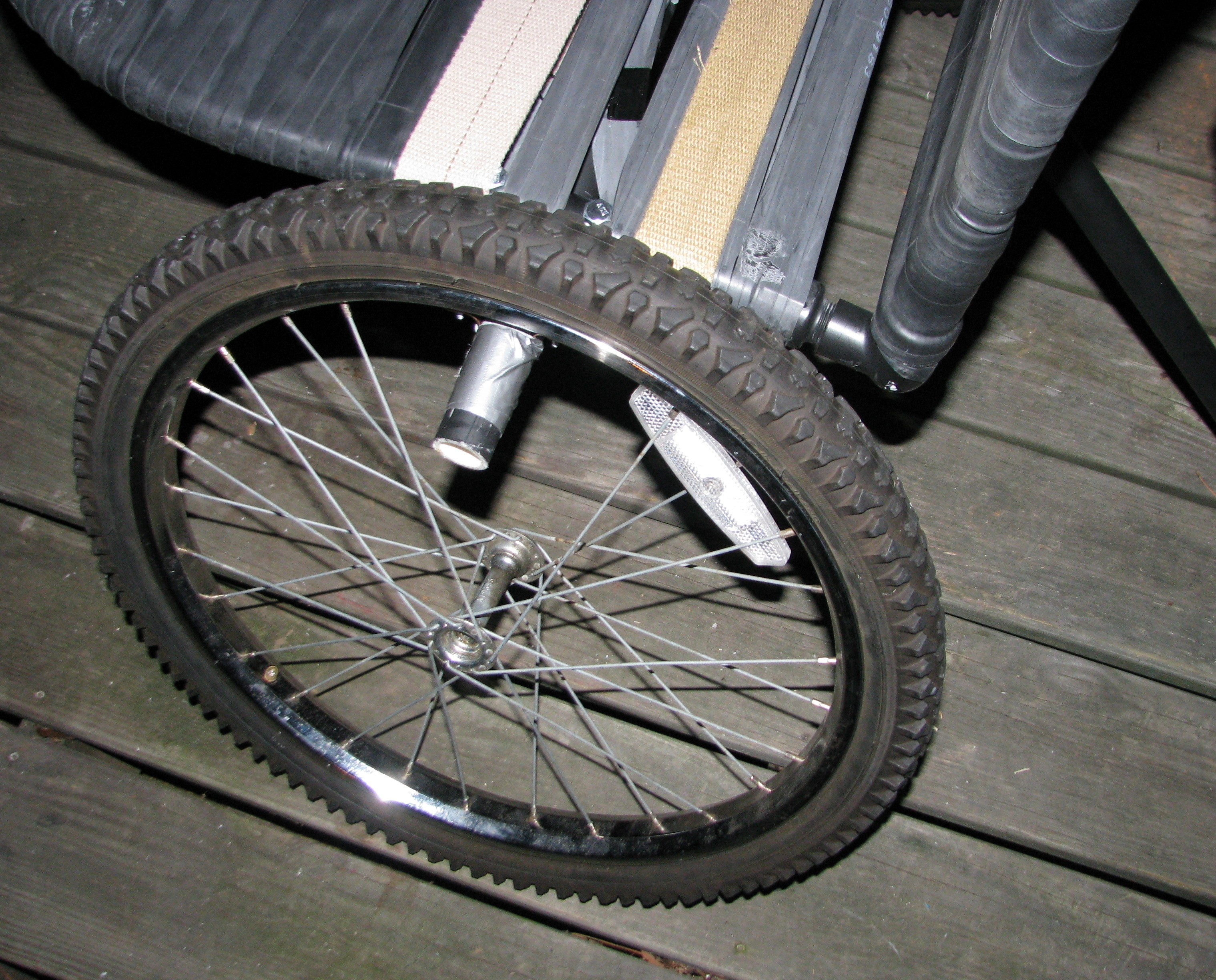 Picture of Add the Wheels