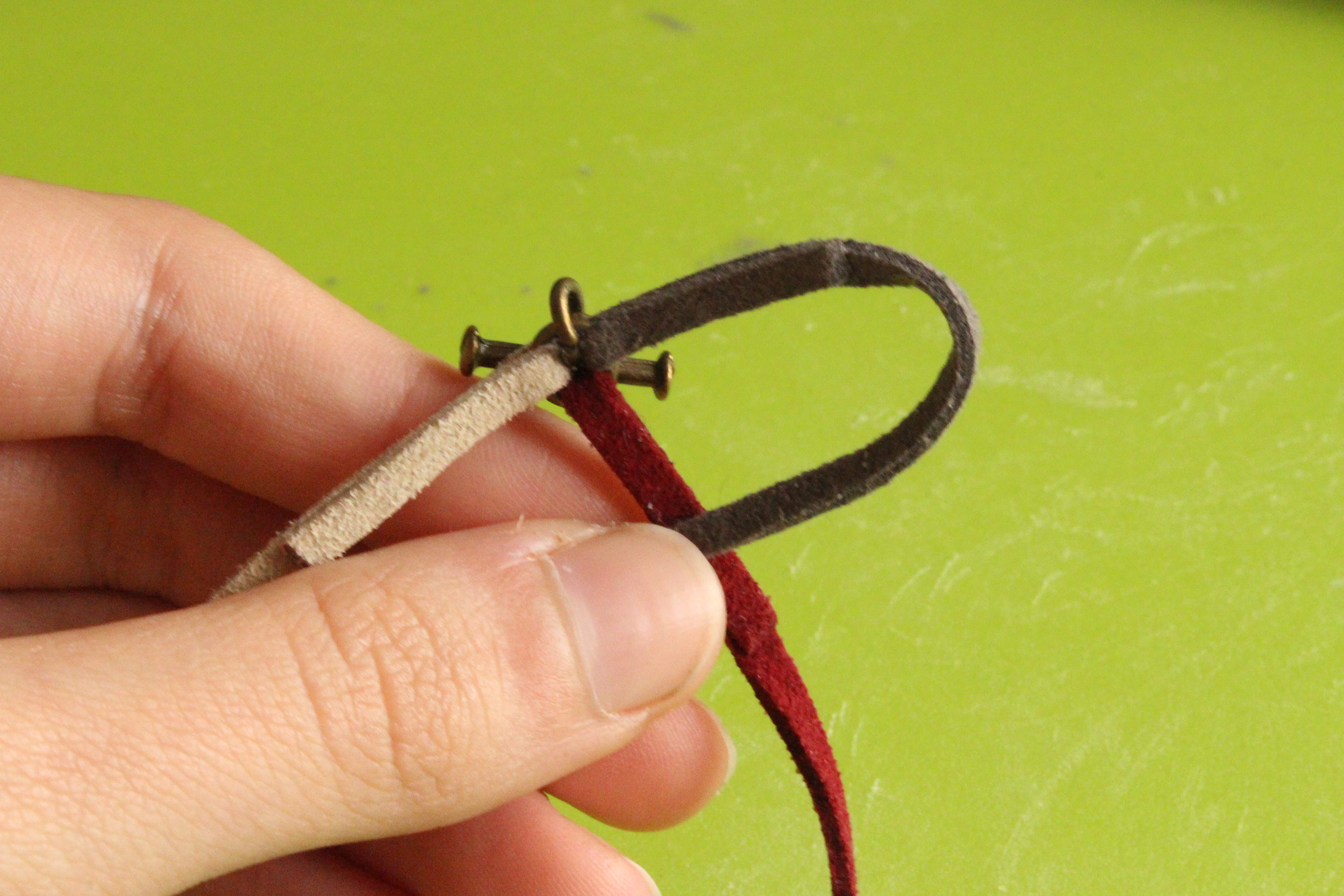 Picture of The Knotting Itself