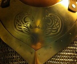 Gorget / neck armour / neck armor