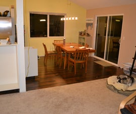 Remodeling: Installing Tounge & Groove Flooring